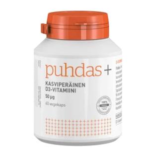 Puhdas+ D3-vitamiini