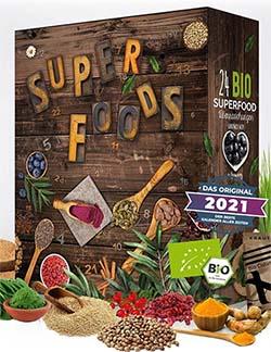 Superfood joulukalenteri